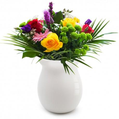 In the Garden Vase
